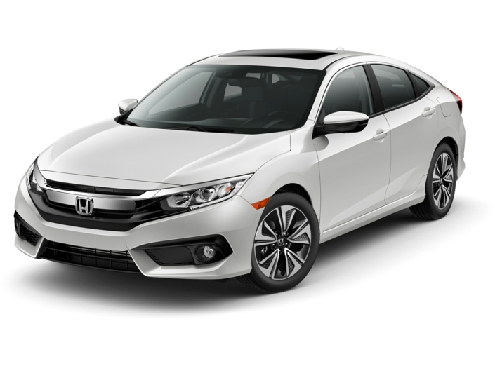 2018 Honda Civic Sedan EX-T Salinas CA