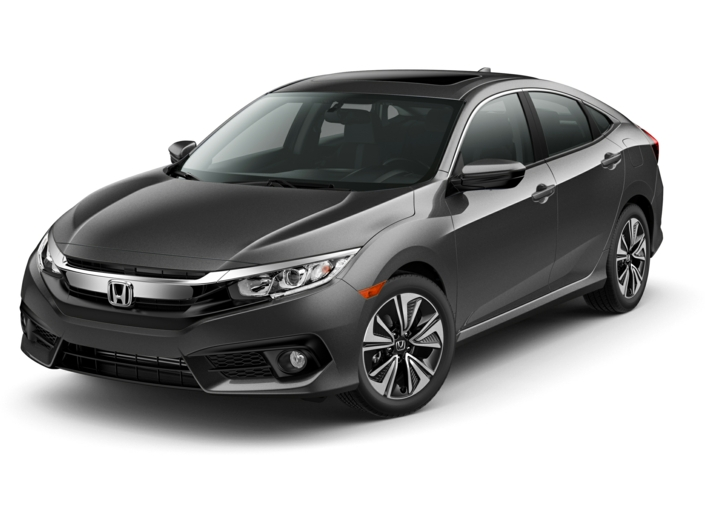 2018 Honda Civic EX-L City of Industry CA