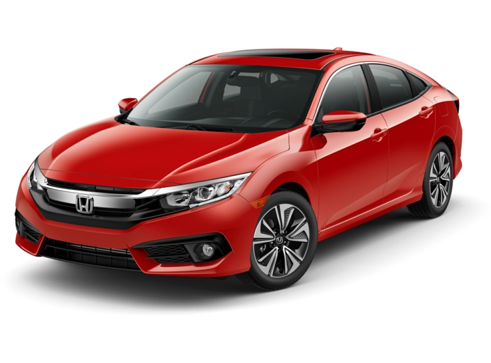 2018 Honda Civic Sedan EX-L Salinas CA