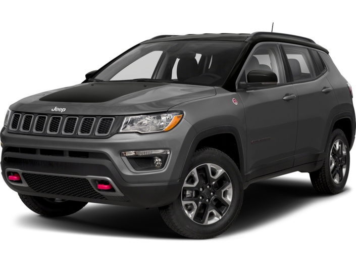 2019 Jeep Compass Trailhawk 4x4 St. Paul MN