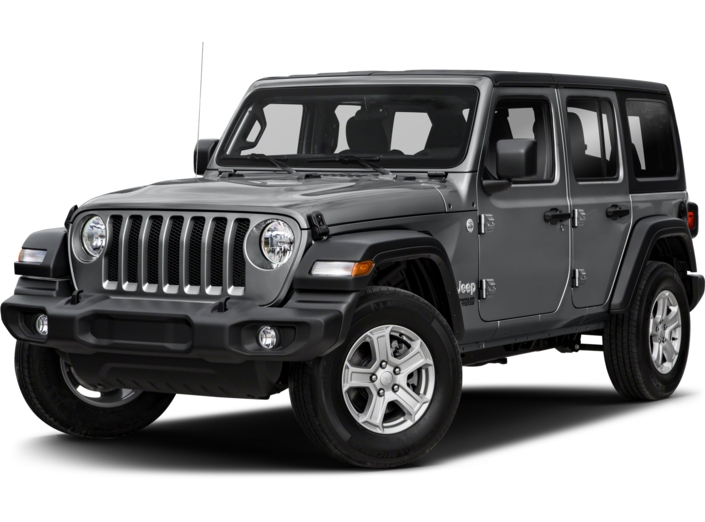 2019 Jeep Wrangler Unlimited Rubicon 4x4 Conroe TX