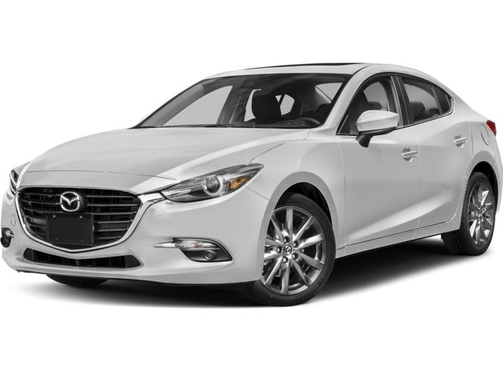 2018 Mazda Mazda3 4-Door Grand Touring Auto Lake Elmo MN