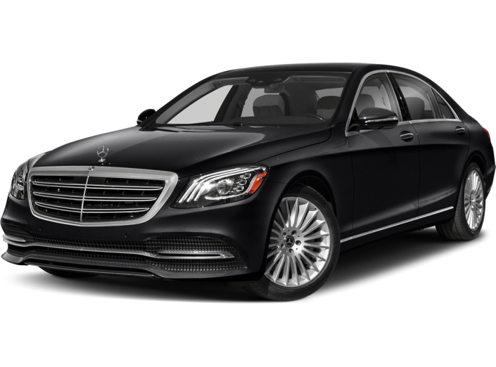 2019 Mercedes-Benz S 560 4MATIC® Sedan Kansas City MO