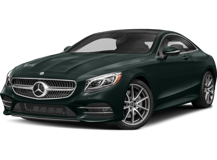 2018 Mercedes-Benz S 560 4MATIC® Coupe Long Island City NY