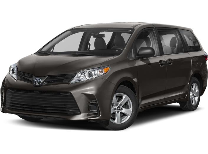 2019 Toyota Sienna XLE 7-Passenger Lexington MA