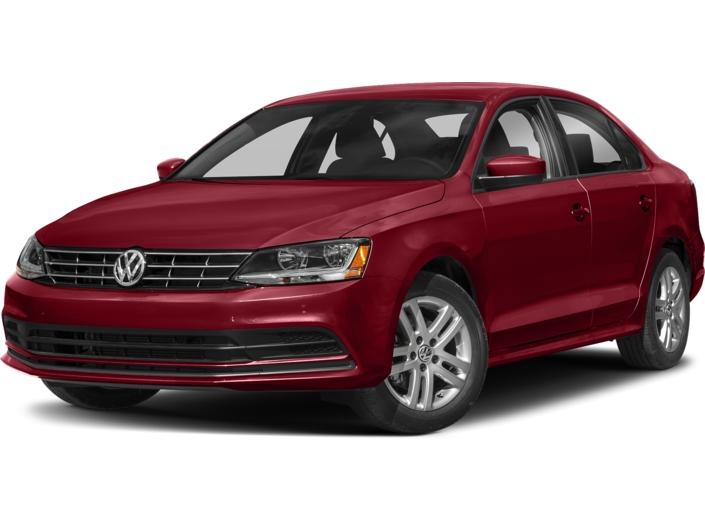 2018 Volkswagen Jetta JETTA 1.4T SE 6-SPD Mentor OH