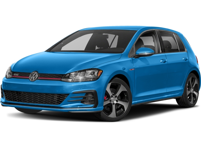 2019 Volkswagen Golf GTI 2.0T Rabbit Edition Manual Ventura CA