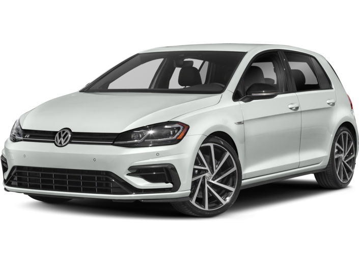 2019 Volkswagen Golf R DCC & Navigation 4Motion Glendale and Los Angeles CA