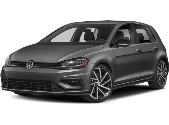 2019 Volkswagen Golf R 2.0T w/DCC & Navigation Elgin IL