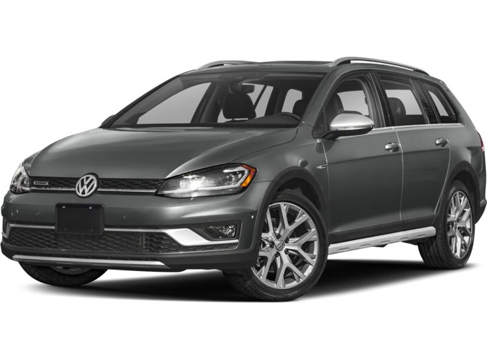 2019 Volkswagen Golf Alltrack 4Motion