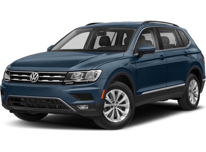 2018 Volkswagen Tiguan SE City of Industry CA