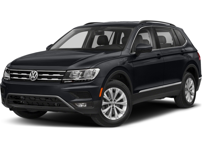 2018 Volkswagen Tiguan SE with 4MOTION® White Plains NY