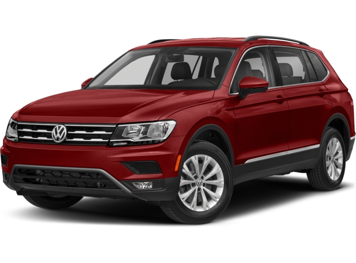 2019 Volkswagen Tiguan SEL Premium with 4MOTION® McMinnville OR