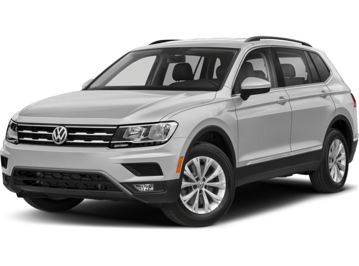 2019 Volkswagen Tiguan S with 4MOTION® Everett WA