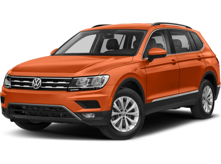 2019 Volkswagen Tiguan SEL Premium with 4MOTION® Seattle WA