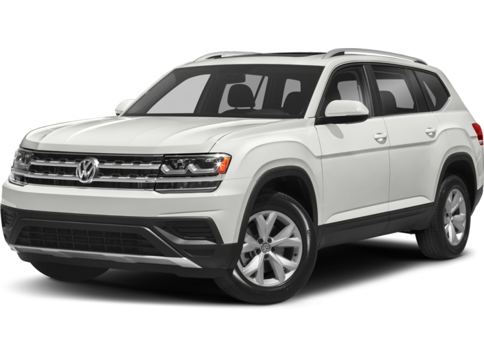 2019 Volkswagen Atlas V6 SE with 4MOTION® Yorkville NY