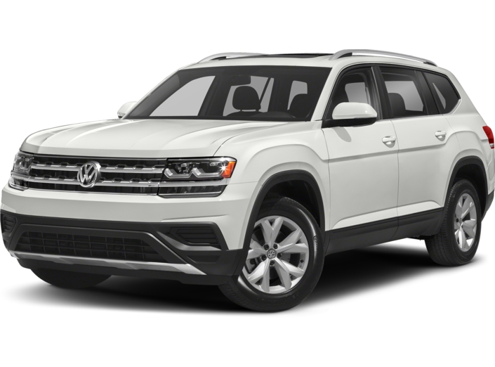 2018 Volkswagen Atlas SE with Technology and 4MOTION® White Plains NY