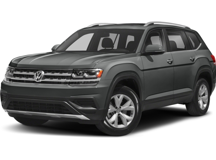 2019 Volkswagen Atlas V6 SE with Technology McMinnville OR
