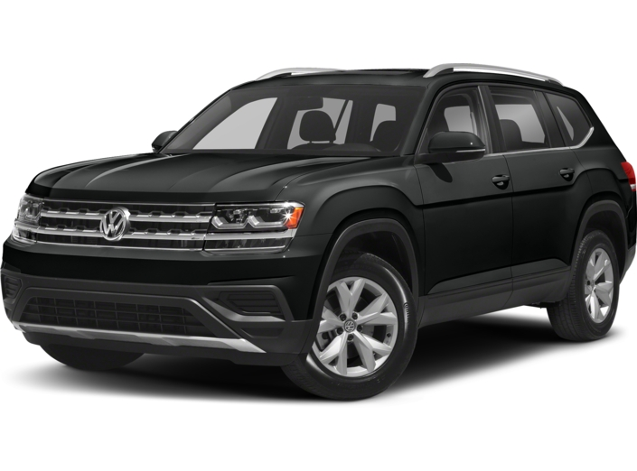 2019 Volkswagen Atlas V6 SEL Premium with 4MOTION® White Plains NY