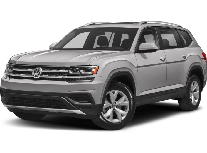 2019 Volkswagen Atlas V6 SE with Technology and 4MOTION® Seattle WA