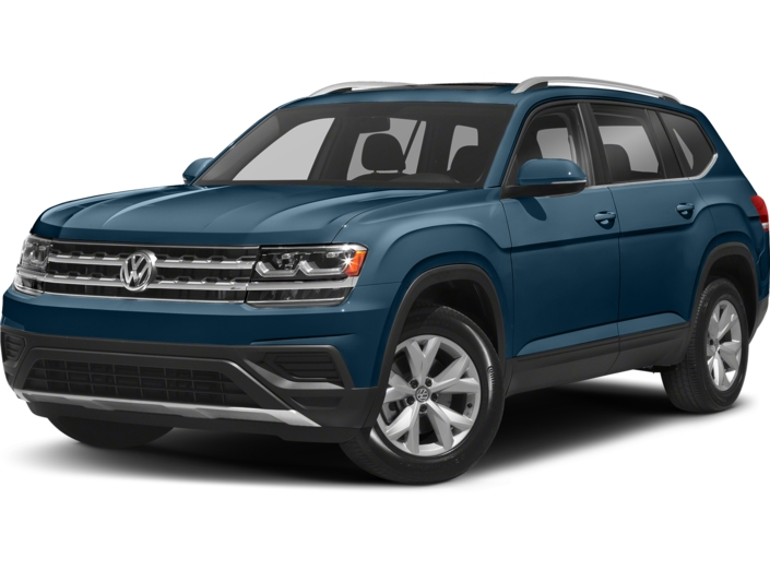 2019 Volkswagen Atlas V6 SE with Technology and 4MOTION® White Plains NY