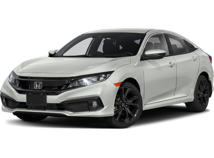 2019 Honda Civic Sedan Sport West Jordan UT
