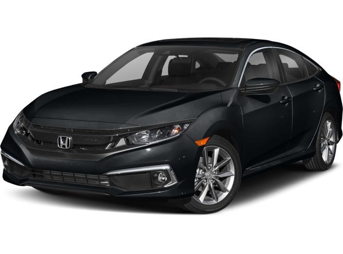 2019 Honda Civic EX Petaluma CA