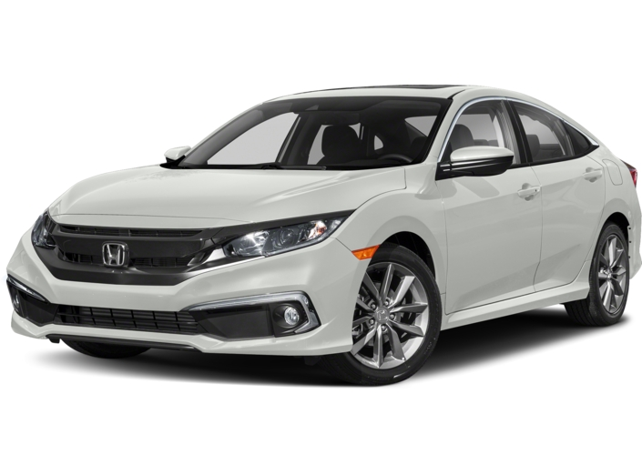 2019 Honda Civic EX-L Petaluma CA
