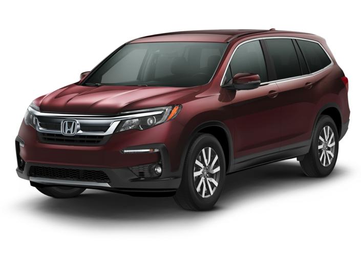 2019 Honda Pilot EX 2WD Salinas CA