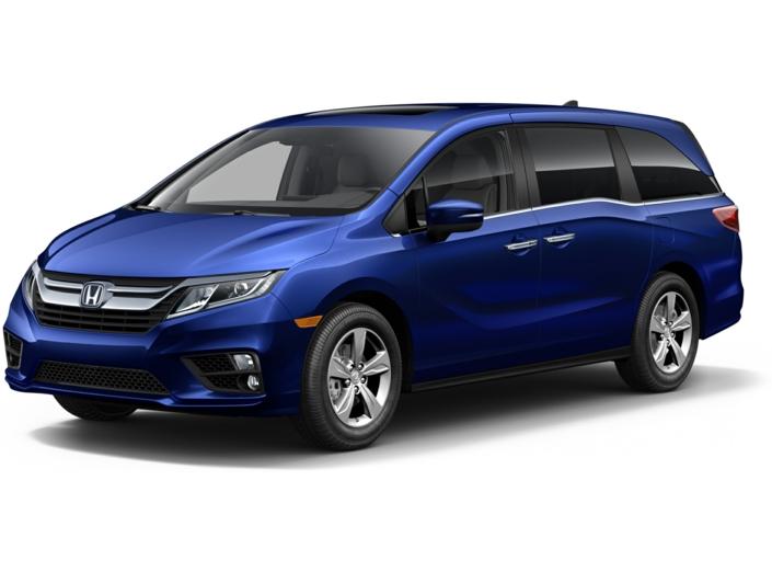 2019 Honda Odyssey EX-L w/Navi/RES Salinas CA