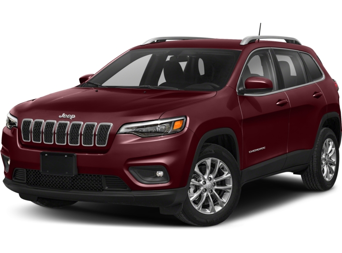 2019 Jeep Cherokee Trailhawk 4x4 St. Paul MN