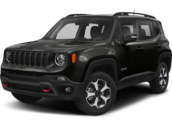 2019 Jeep Renegade Trailhawk Kenosha WI