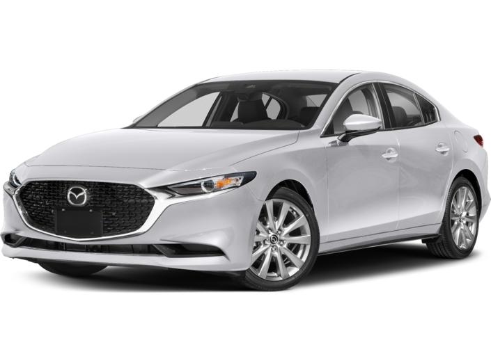 2019 Mazda Mazda3 4-Door w/Preferred Pkg Irvine CA