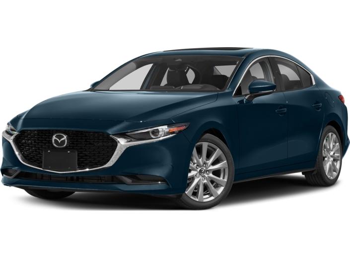 2019 Mazda Mazda3 4-Door w/Premium Pkg Irvine CA