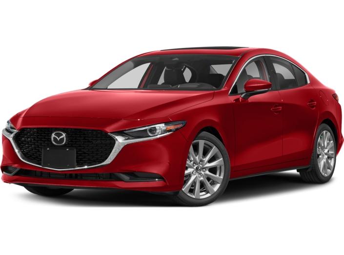 2019 Mazda Mazda3 Sedan FWD w/Premium Pkg Lake Elmo MN