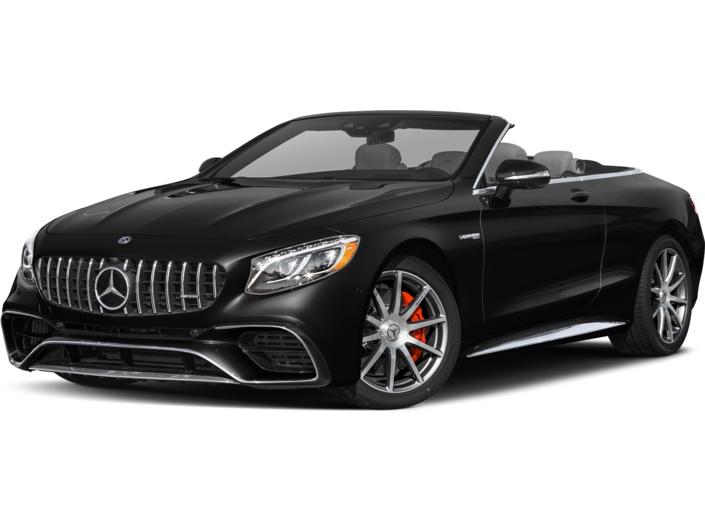 2019 Mercedes-Benz S AMG® 63 4MATIC® Cabriolet Merriam KS