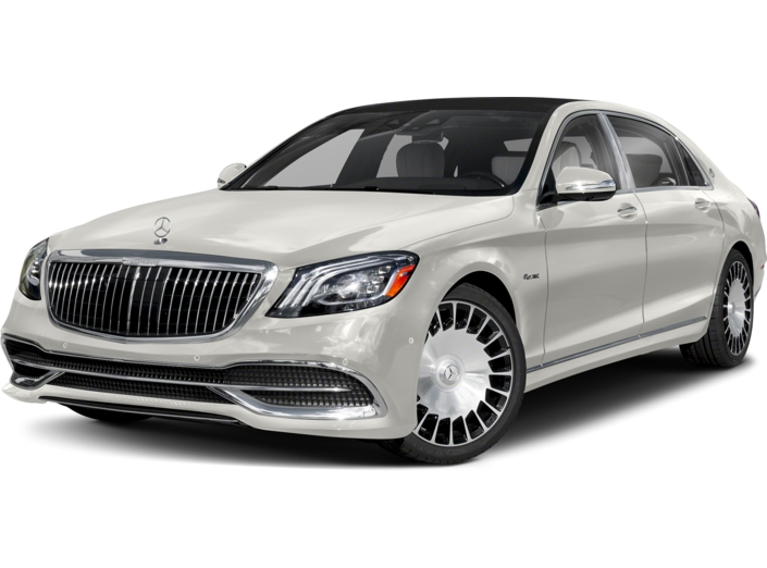 2019 Mercedes-Benz S Maybach 560 4MATIC® Sedan Kansas City MO