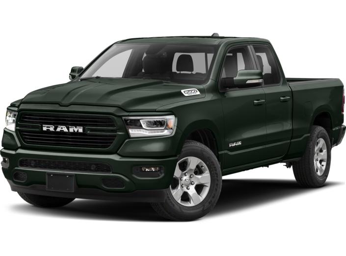 2019 Ram 1500 Big Horn/Lone Star 4x4 Quad Cab 6'4 Box Stillwater MN