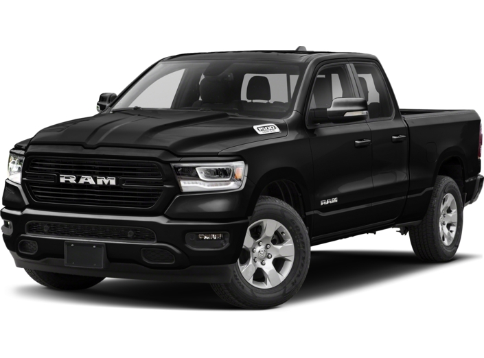 2019 Ram 1500 Rebel 4x4 Quad Cab 6'4 Box Lake Elmo MN