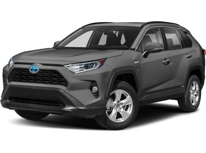 2019 Toyota RAV4 Hybrid LE Lexington MA
