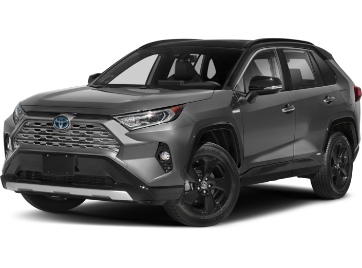 2019 Toyota RAV4 Hybrid XSE Lexington MA
