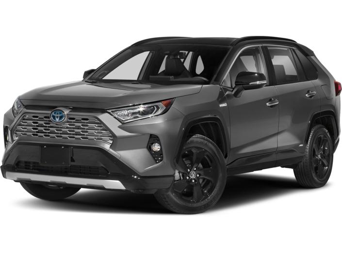 2019 Toyota RAV4 Hybrid XSE Lexington MA