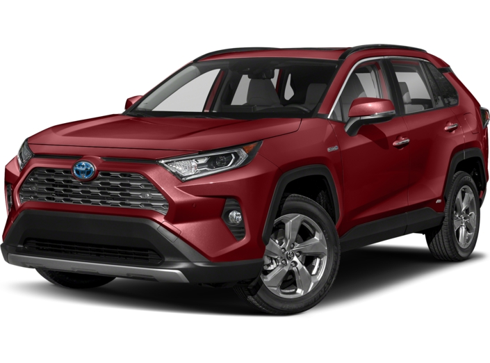 2019 Toyota RAV4 Hybrid Limited Lexington MA