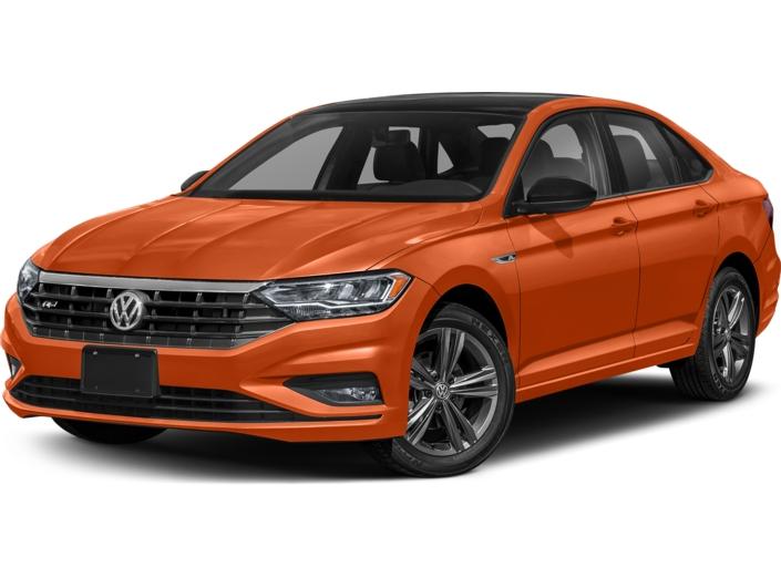 2019 Volkswagen Jetta R-Line Auto w/SULEV White Plains NY