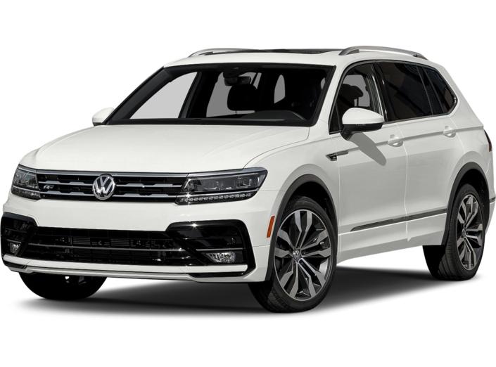 2019 Volkswagen Tiguan 2.0T SEL R-Line Henderson NV