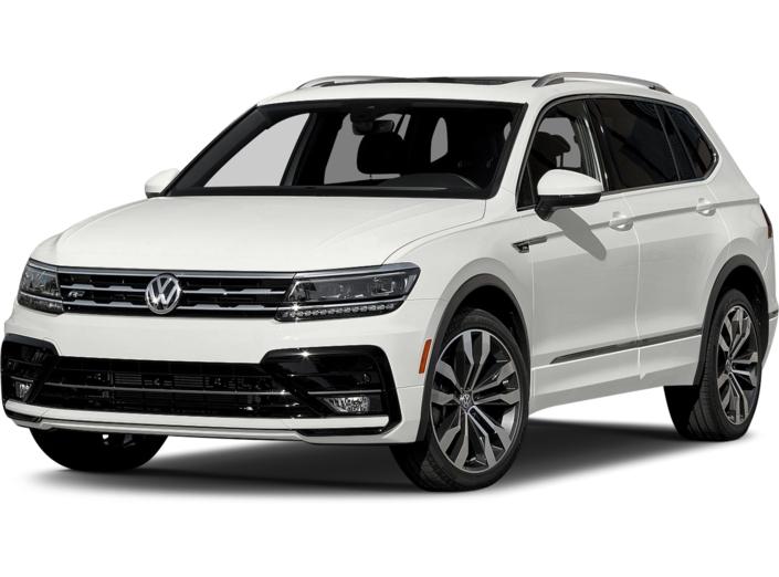 2019 Volkswagen Tiguan 2.0T SEL R-Line Jet-Black Elgin IL