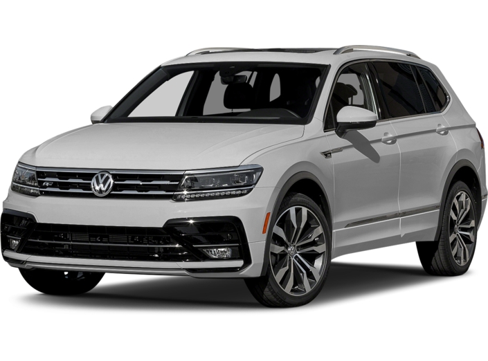 2019 Volkswagen Tiguan 2.0T SEL Premium R-Line Barre VT