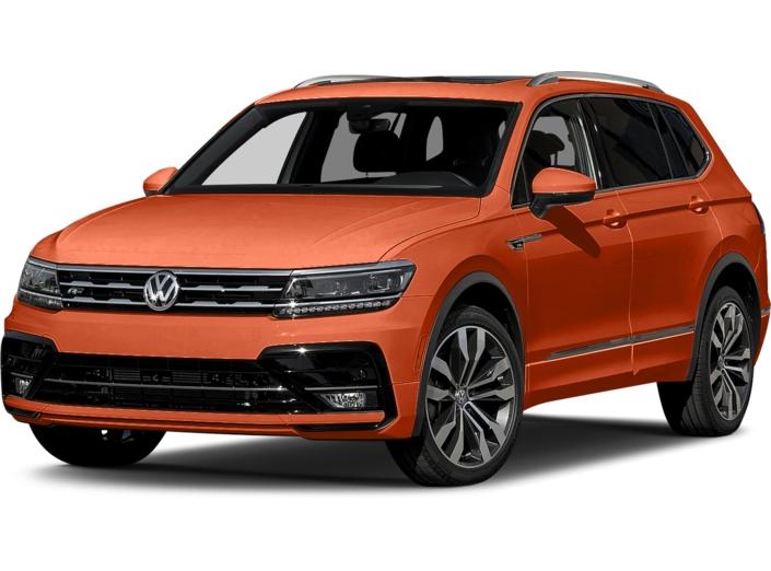 2019 Volkswagen Tiguan 2.0T SEL Premium R-Line Elgin IL