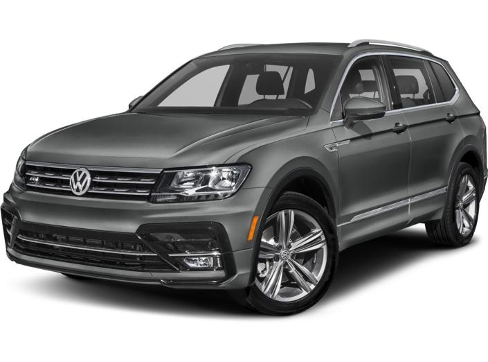 2019 Volkswagen Tiguan SEL R-Line Jet-Black Providence RI