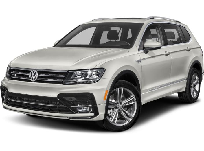 2019 Volkswagen Tiguan SEL Premium R-Line Providence RI